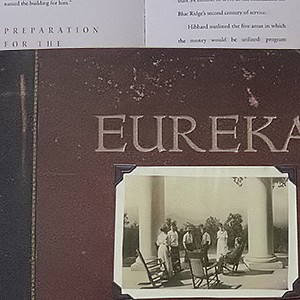 Blue Ridge Assembly Eureka Promo Book