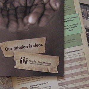 Western Carolina Rescue Ministries Brochure